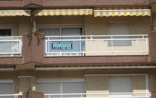 Отель Apartamento Sylvia 10M вид на фасад