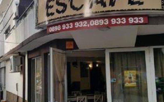 Отель Escape Shumen Шумен вид на фасад