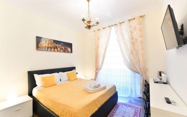 Отель Aurora Home Рим комната для гостей