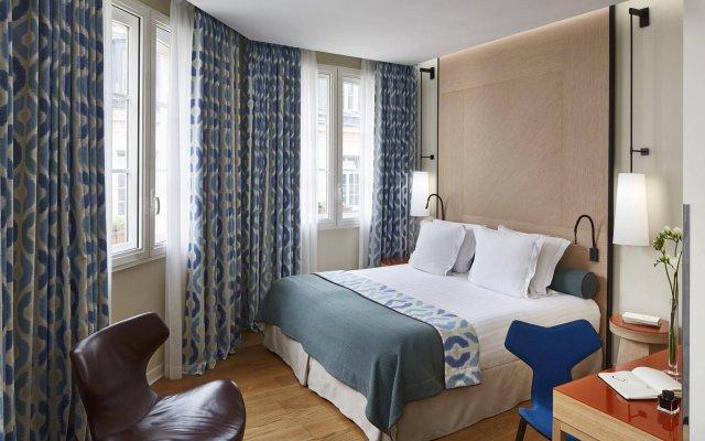 Отель Hôtel Bel Ami комната для гостей