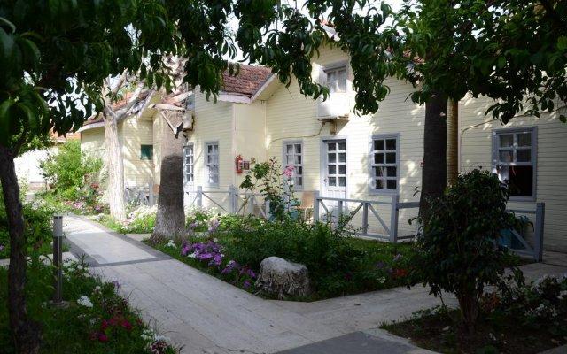 Andiz Beach Hotel вид на фасад