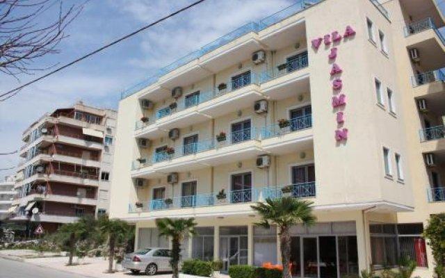Hotel Villa Jasmin вид на фасад