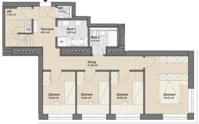 Отель Betariel Apartments L79 Австрия, Вена - отзывы, цены и фото номеров - забронировать отель Betariel Apartments L79 онлайн вид на фасад