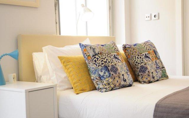 Апартаменты Fixie Studio комната для гостей