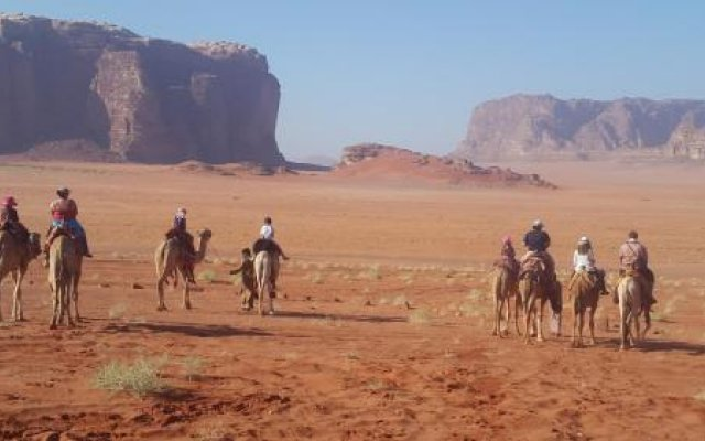 Bedouin Meditation Camp