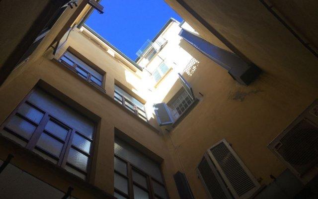 Отель Residenza Due Torri Италия, Болонья - отзывы, цены и фото номеров - забронировать отель Residenza Due Torri онлайн вид на фасад