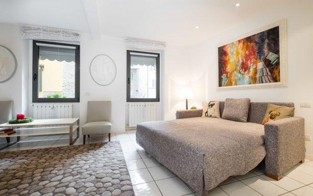 Отель Charme&suite Por Santa Maria Флоренция комната для гостей