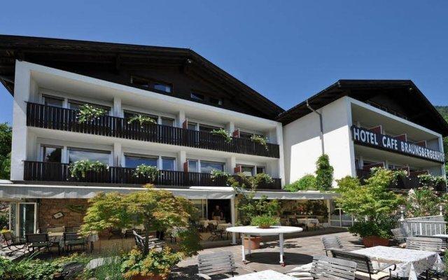 Hotel Braunsbergerhof Лана вид на фасад