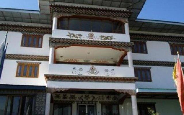 Namsaycholing Resort in Paro, Bhutan from 116$, photos, reviews - zenhotels.com hotel front