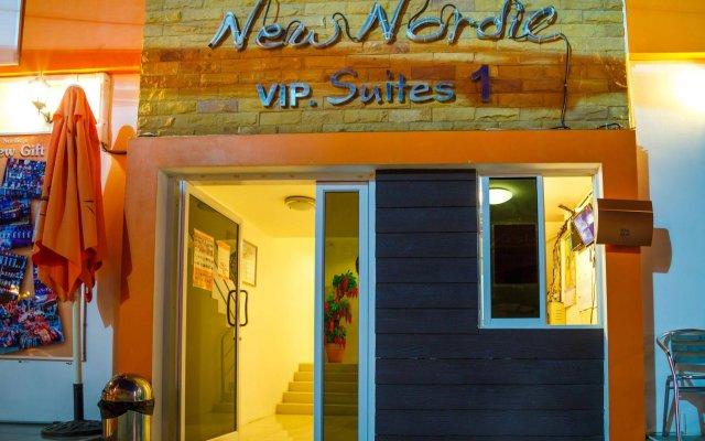 Отель New Nordic Suite 1 вид на фасад