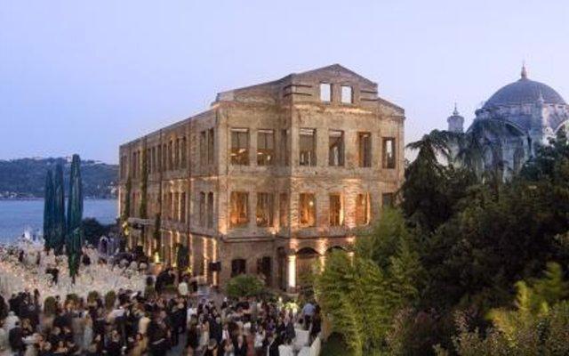 The Marmara Esma Sultan Турция, Стамбул - отзывы, цены и фото номеров - забронировать отель The Marmara Esma Sultan онлайн вид на фасад