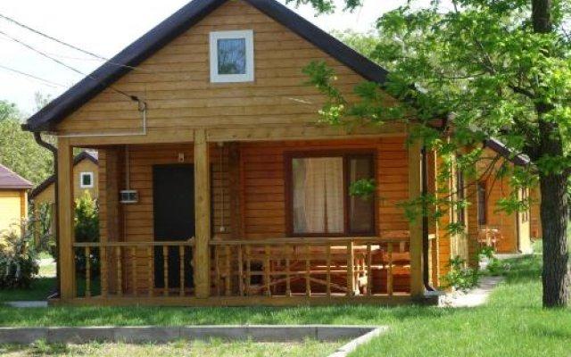 Отель Campsite Ozero Udachi Армавир вид на фасад