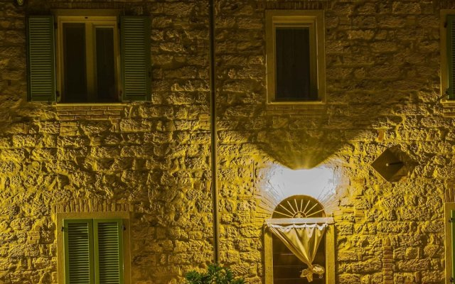 Отель B&B La Casa nel Vento Италия, Виньяле-Монферрато - отзывы, цены и фото номеров - забронировать отель B&B La Casa nel Vento онлайн вид на фасад