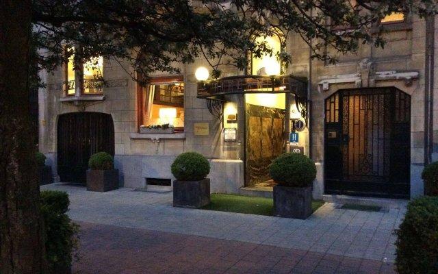 Отель Firean Бельгия, Антверпен - отзывы, цены и фото номеров - забронировать отель Firean онлайн вид на фасад