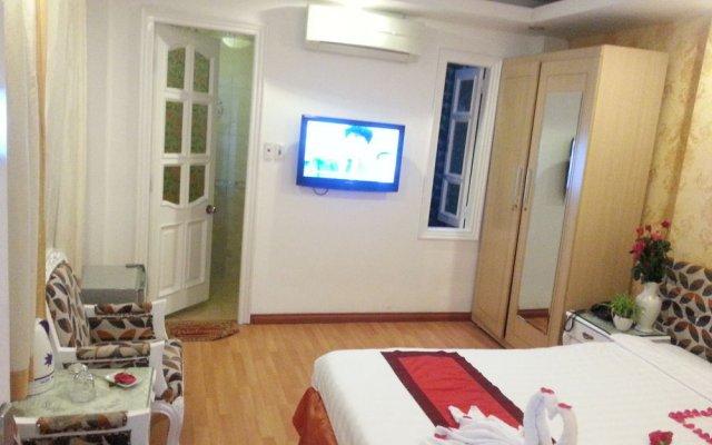Hanoi Capital Hotel комната для гостей