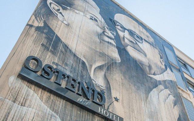 Отель Ostend Hotel Бельгия, Остенде - отзывы, цены и фото номеров - забронировать отель Ostend Hotel онлайн вид на фасад
