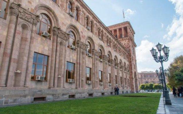 Отель One Way Hostel Sakharov Армения, Ереван - отзывы, цены и фото номеров - забронировать отель One Way Hostel Sakharov онлайн вид на фасад