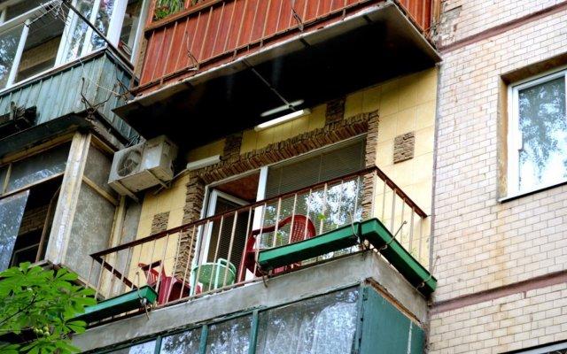Апартаменты Downtown Apartments вид на фасад