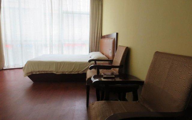 Отель Home Inn Shenzhen Bao'an South Road Шэньчжэнь комната для гостей