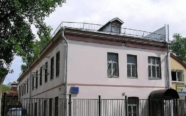 Hostel Monarkh вид на фасад