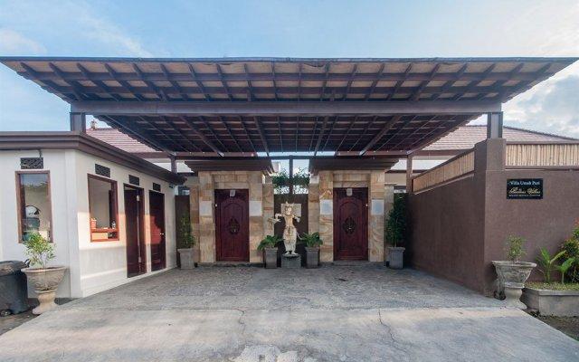 Отель Villa Umah Puri вид на фасад