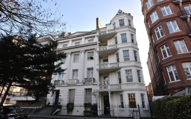 Отель Hyde Park Gate Hotel Великобритания, Лондон - отзывы, цены и фото номеров - забронировать отель Hyde Park Gate Hotel онлайн вид на фасад
