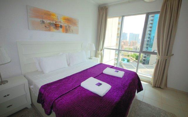Отель Kennedy Towers - Marina Residences 6 вид на фасад