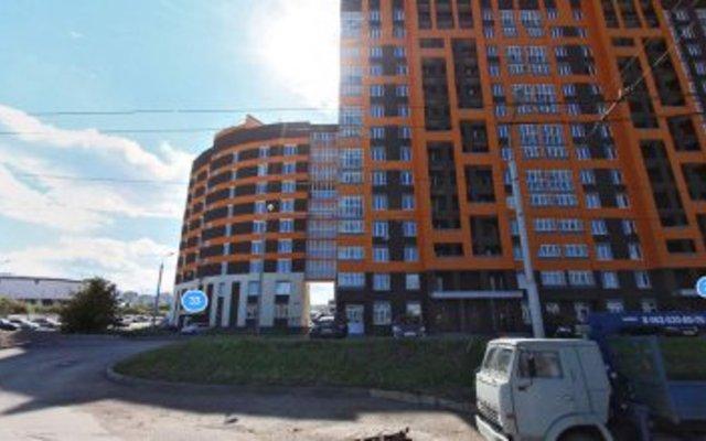 Гостиница Kvartira Posutochno Bakalinskaya 33 в Уфе отзывы, цены и фото номеров - забронировать гостиницу Kvartira Posutochno Bakalinskaya 33 онлайн Уфа вид на фасад
