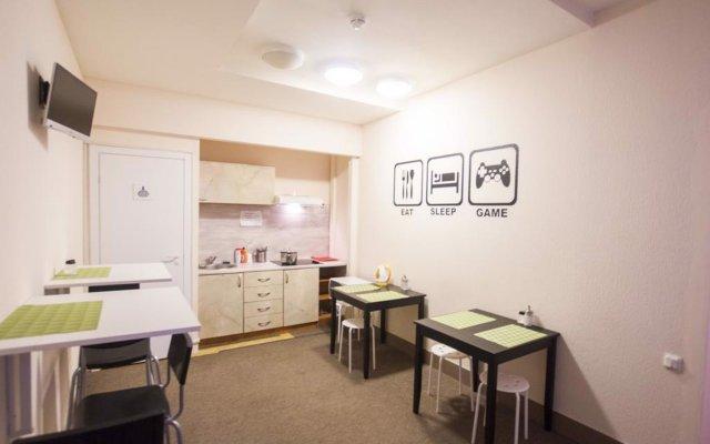 Game Hostel комната для гостей
