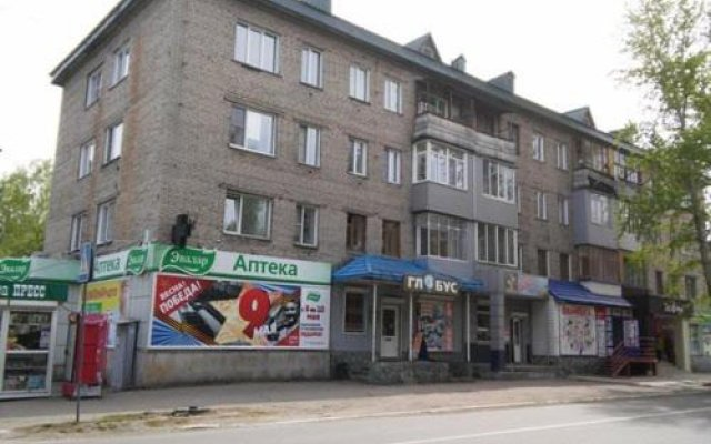 Гостиница Красноармейская 67 вид на фасад