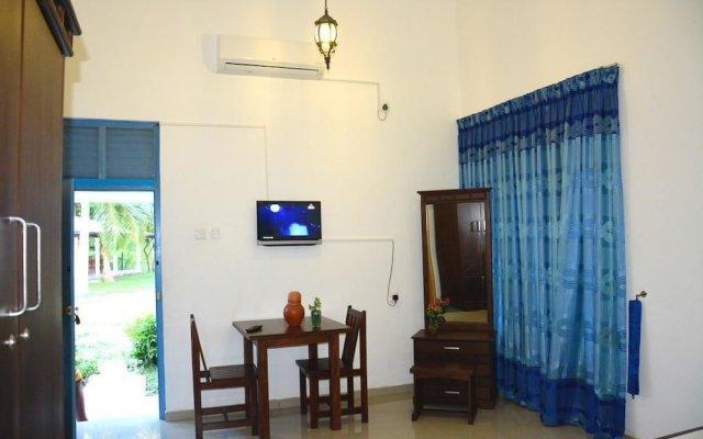 Отель Wewa Addara Guesthouse Шри-Ланка, Тиссамахарама - отзывы, цены и фото номеров - забронировать отель Wewa Addara Guesthouse онлайн комната для гостей