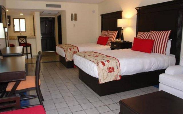 Отель Best 1Br Nautical Suite By EVB ROCKS Золотая зона Марина комната для гостей