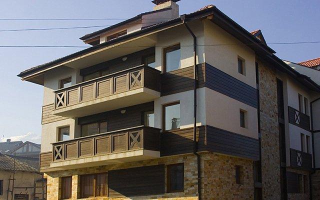 Отель Casa Milla Болгария, Банско - отзывы, цены и фото номеров - забронировать отель Casa Milla онлайн вид на фасад