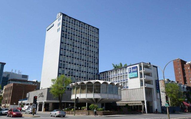 Отель Maritime Plaza Hotel Канада, Монреаль - отзывы, цены и фото номеров - забронировать отель Maritime Plaza Hotel онлайн вид на фасад