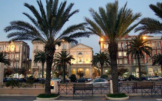 Отель Fra Cielo e Mare вид на фасад