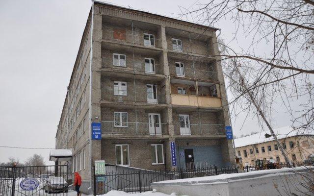 Гостиница Academy вид на фасад