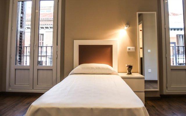 Отель Suites You Nickel Испания, Мадрид - отзывы, цены и фото номеров - забронировать отель Suites You Nickel онлайн комната для гостей