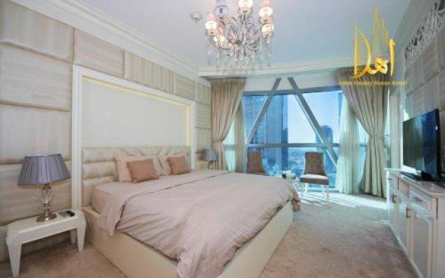 Отель Ahlan Holiday Homes City View ОАЭ, Дубай - отзывы, цены и фото номеров - забронировать отель Ahlan Holiday Homes City View онлайн комната для гостей