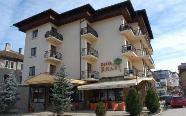 Отель Hilez Болгария, Трявна - отзывы, цены и фото номеров - забронировать отель Hilez онлайн вид на фасад