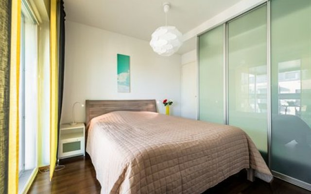 Отель Citykoti Downtown Suites комната для гостей