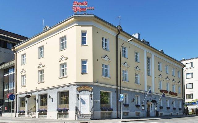 Boutique Hotel Yöpuu Ювяскюля вид на фасад