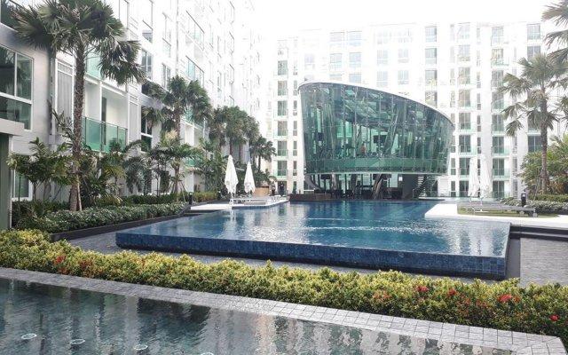 Отель City Center Residence By Pattaya Sunny Rentals Паттайя