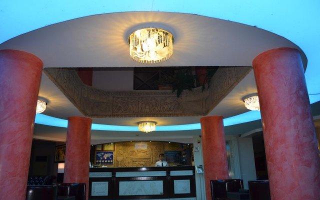Club Rose Bay Hotel Турция, Helvaci - отзывы, цены и фото номеров - забронировать отель Club Rose Bay Hotel онлайн вид на фасад