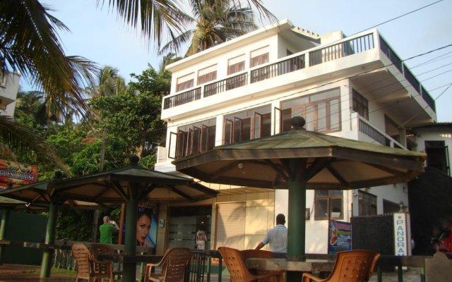 Beruwala Panorama Hotel вид на фасад