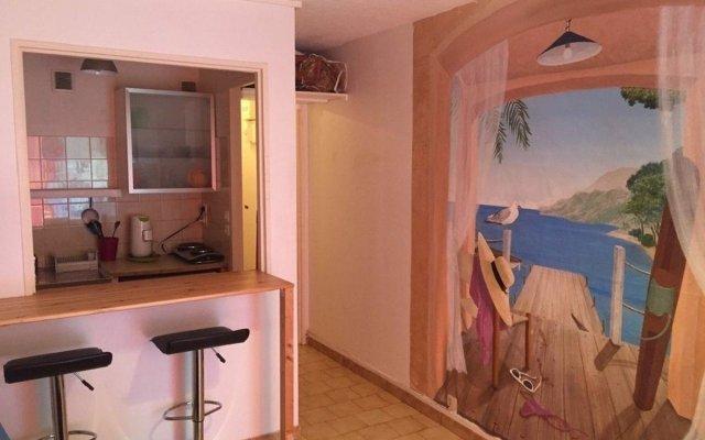 Отель Nice Booking - Horizon Bleu Balcon Ницца комната для гостей