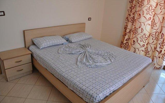 Отель Villa Nertili Албания, Ксамил - отзывы, цены и фото номеров - забронировать отель Villa Nertili онлайн вид на фасад