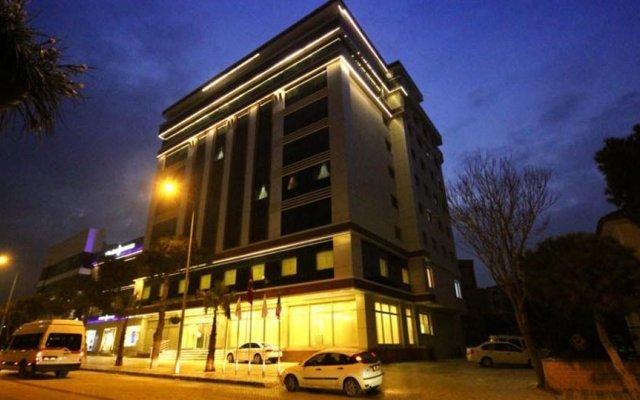 Palmcity Hotel Turgutlu вид на фасад