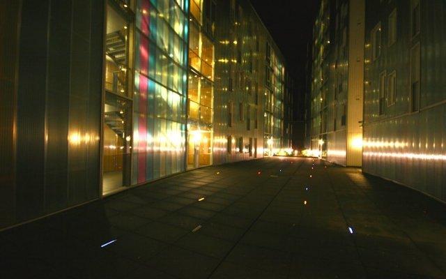 Апартаменты Stavanger Small Apartments - City Centre вид на фасад
