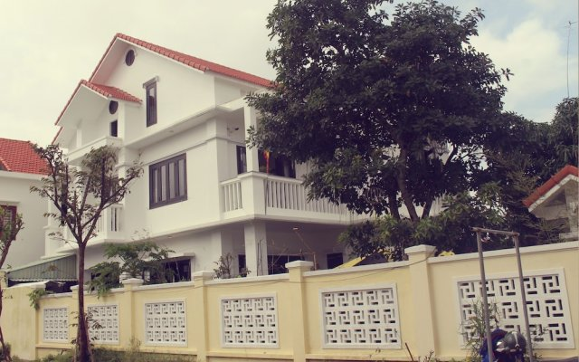 Отель Hoi An Coco Couple Homestay вид на фасад