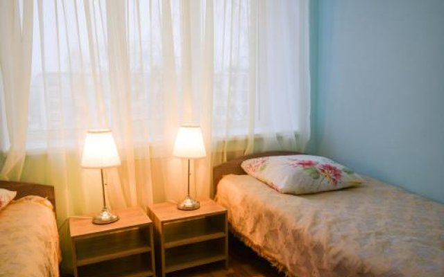 Hotel Belye Mosty комната для гостей